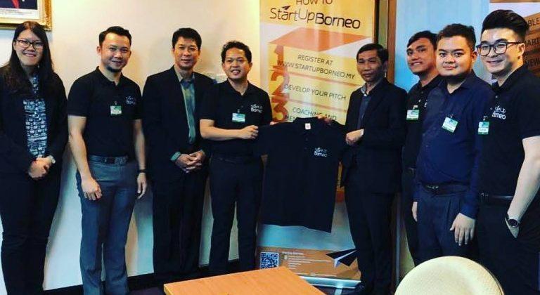 MITeC Expresses Interest In StartUp Borneo