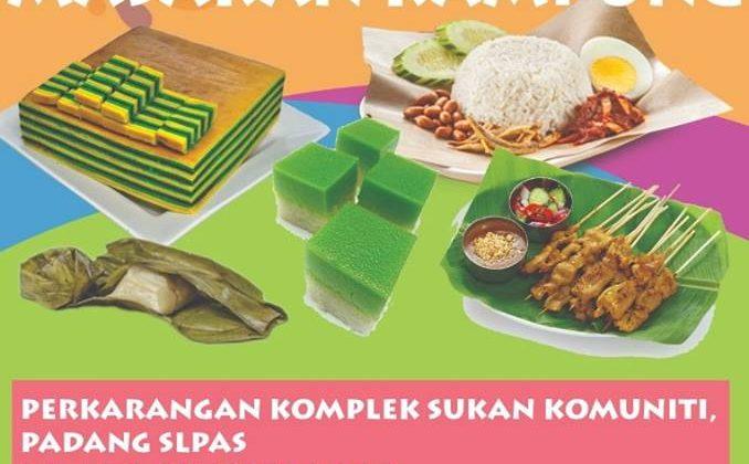 Expo Produk & Jualan Masakan Kampung
