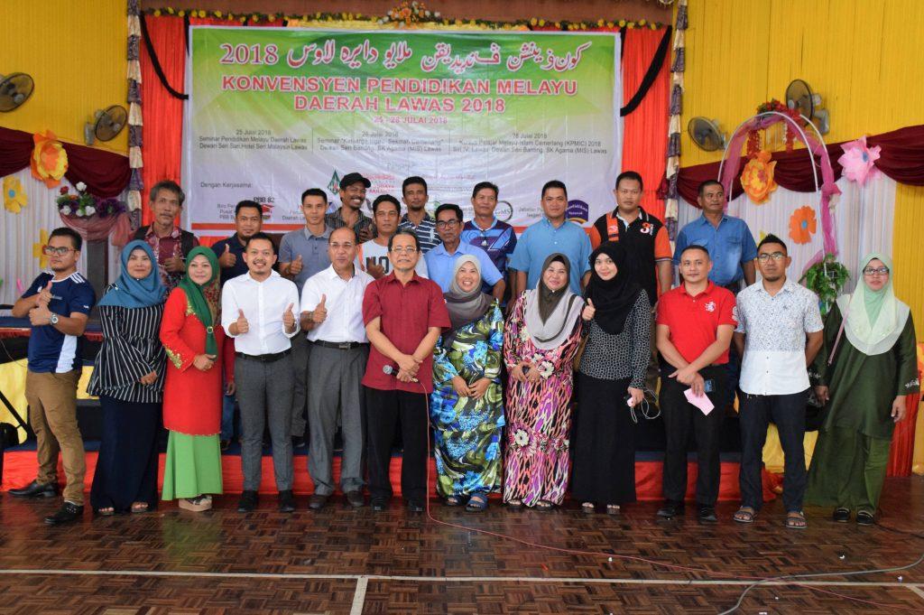 Konvensyen Pendidikan Melayu Daerah Lawas 2018