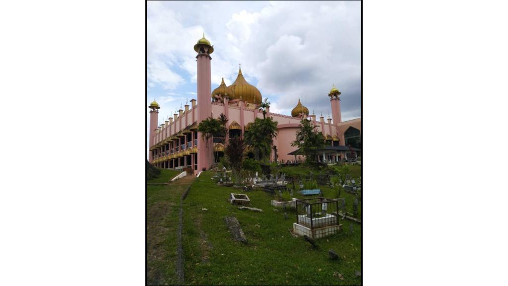 Masjid Besar/Masjid Bahagian Kuching