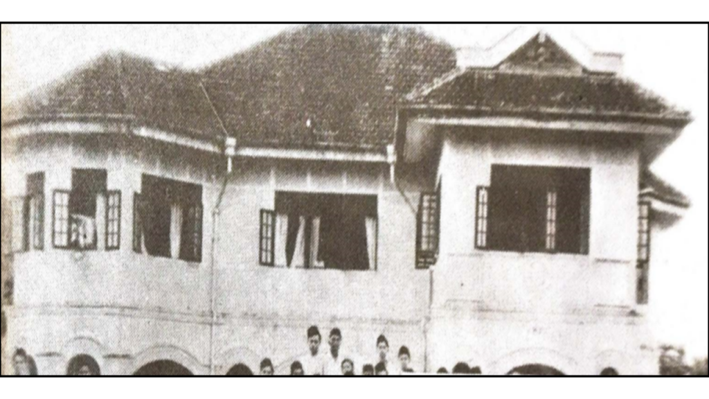 Rumah Darul Kurnia, Jalan Haji Taha
