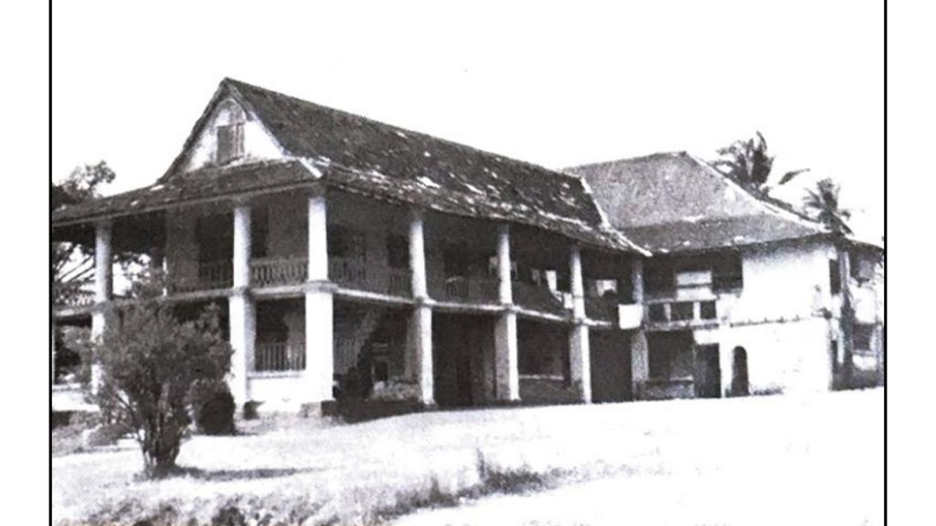 Rumah Warisan Datuk Bandar Abang Haji Kassim, Kpg Masjid