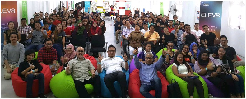 Sarikei Innovation Centre hosts Elev8 entrepreneurship programme