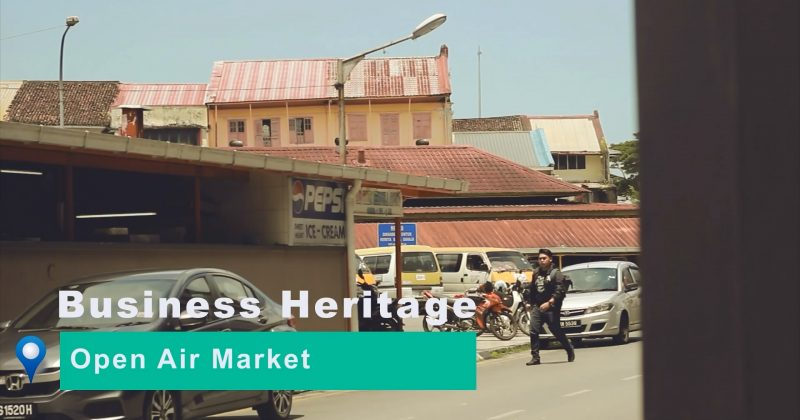 Kuching Business Heritage