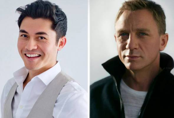 'James Bond Iban' ganti Daniel Craig?