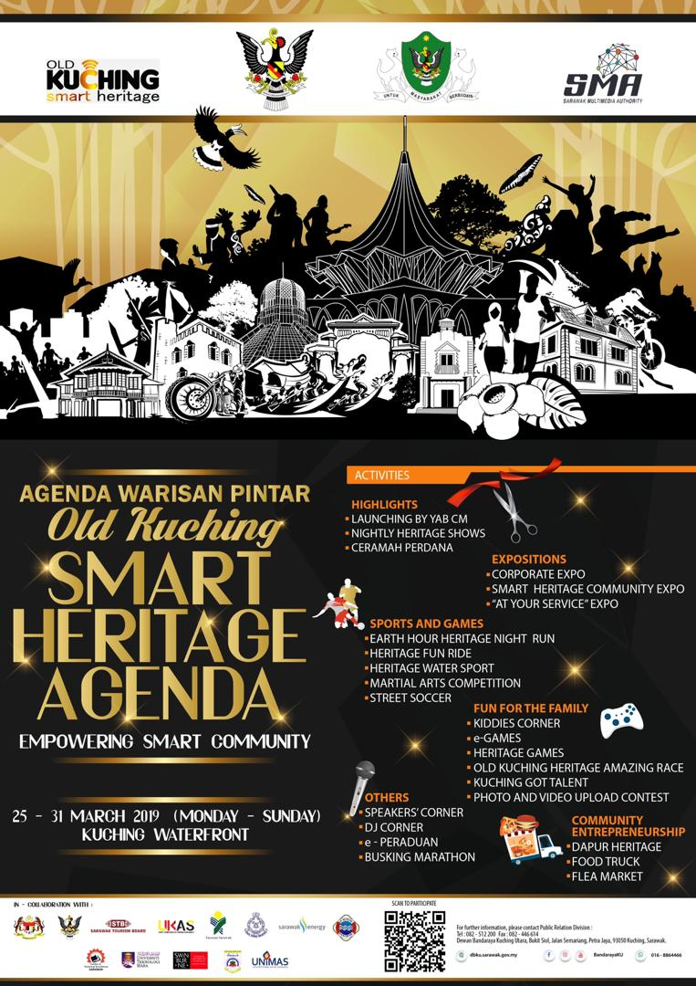 A SMART HERITAGE CITY FOR A SMART COMMUNITY