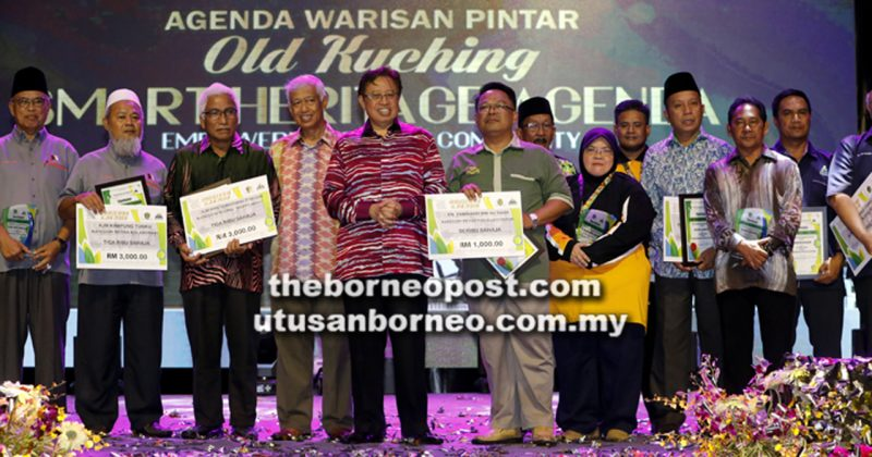 Old Kuching Smart Heritage launched