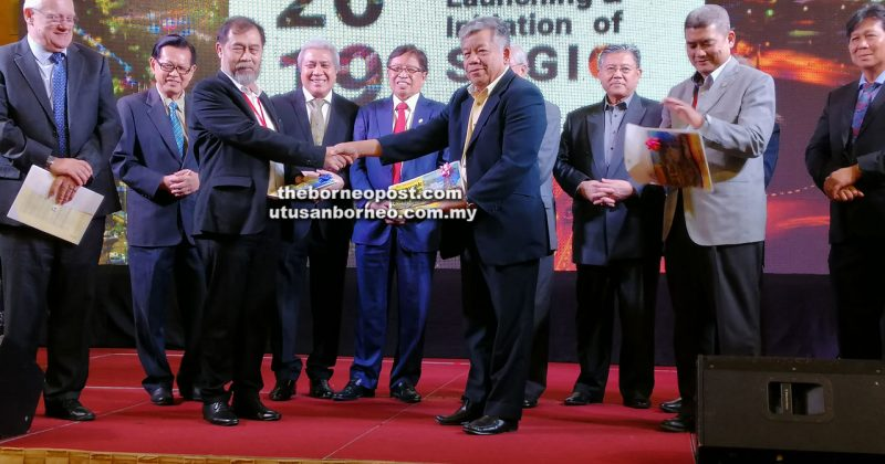 Minyak dan gas, Sarawak mahu perkongsian sama rata – Abang Jo