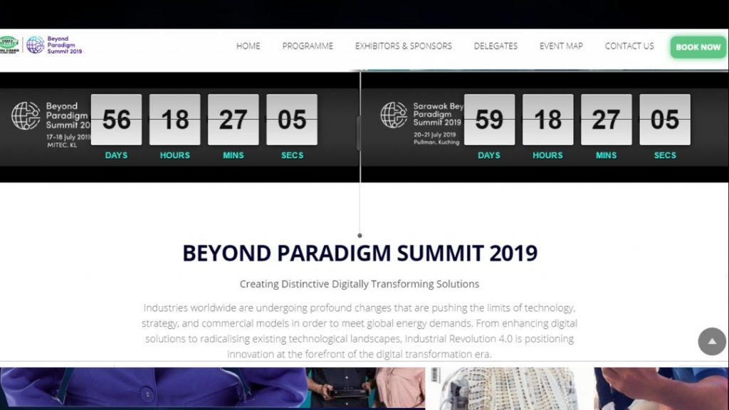 BEYOND PARADIGM SUMMIT 2019