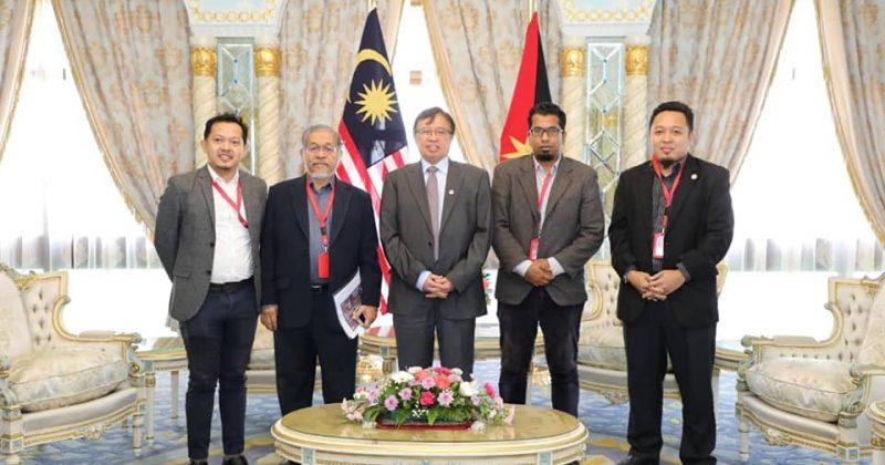 Kunjungan hormat daripada Organising Committee of Sarawak Beyond Paradigm 2019 Conference