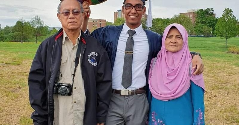 24-Year-Old Is The First Malaysian To Receive A US University's Highest Engineering Award