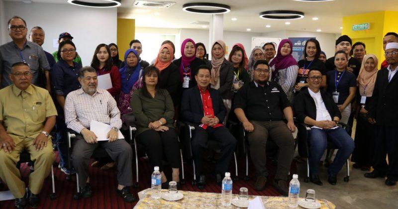 SMA-AZAM CONTINUES COMMUNITY DIGITAL INITIATIVE WORKSHOP IN BINTULU