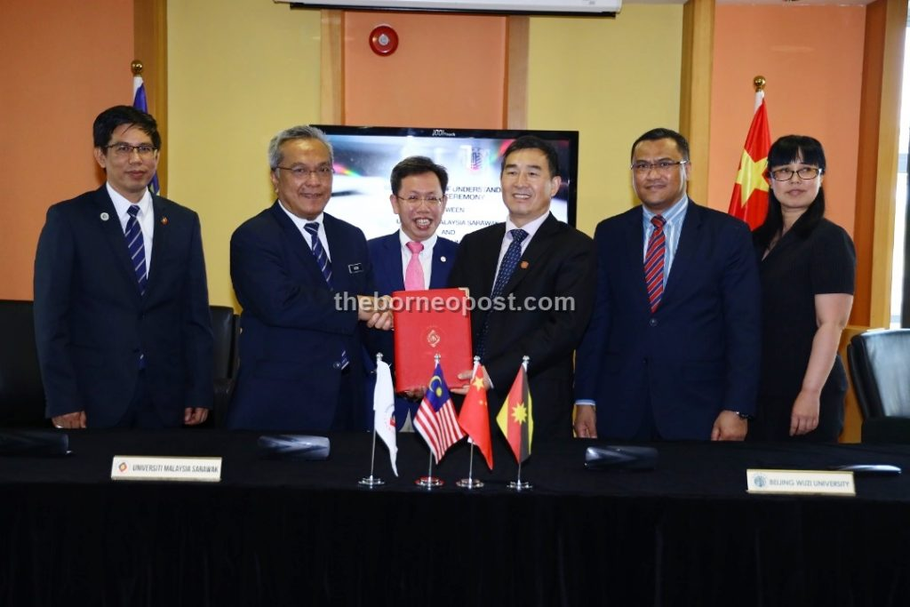 Unimas to get teaching hospital to facilitate medical students