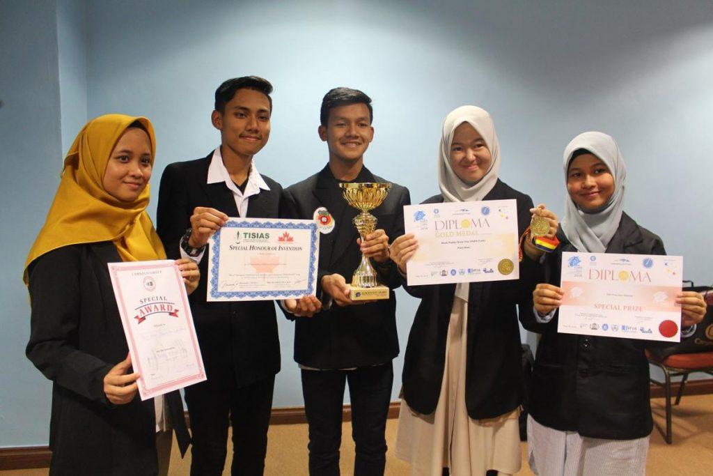 5 Terengganu Students Beat 100 Countries To Win Top Award In European Exhibition