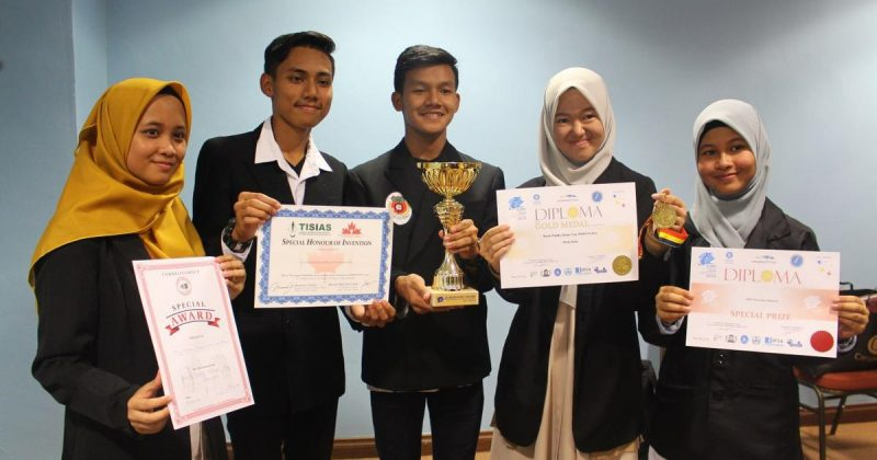 5 Terengganu Students Beat 100 Countries To Win Top Award In European Exhibition