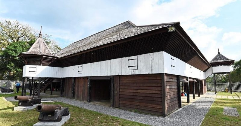 RESTORATION OF FORT ALICE (SRI AMAN) WINS MALAYSIAN INSTITUTE OF ARCHITECTS' GOLD MEDAL