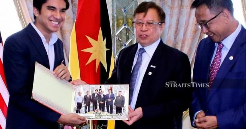 Syed Saddiq: Federal govt respects Sarawak's position on youth age cap