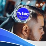 The Dabey Home Services, an app that can have appointment with barber immediately.