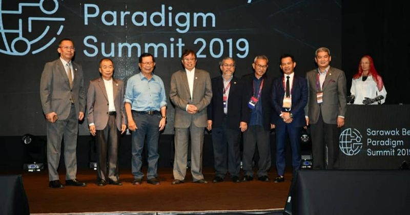 SARAWAK TO BECOME A DEVELOPED STATE BY 2030 – Beyond Paradigm Summit Sarawak 2019