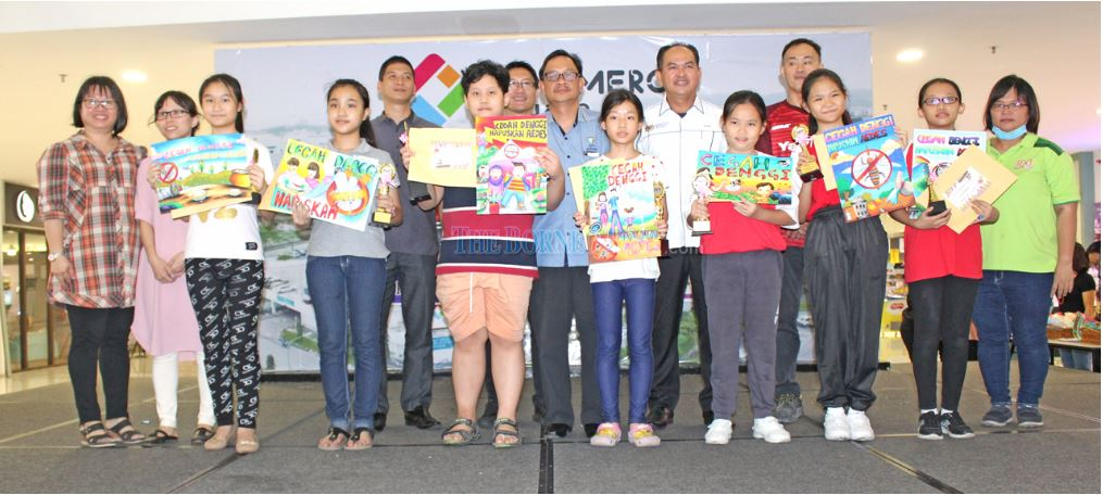 Public must play role in anti-dengue drive — Education officer