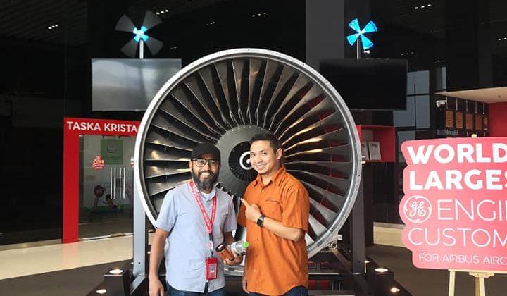 Air Asia Dare To Dream 2019