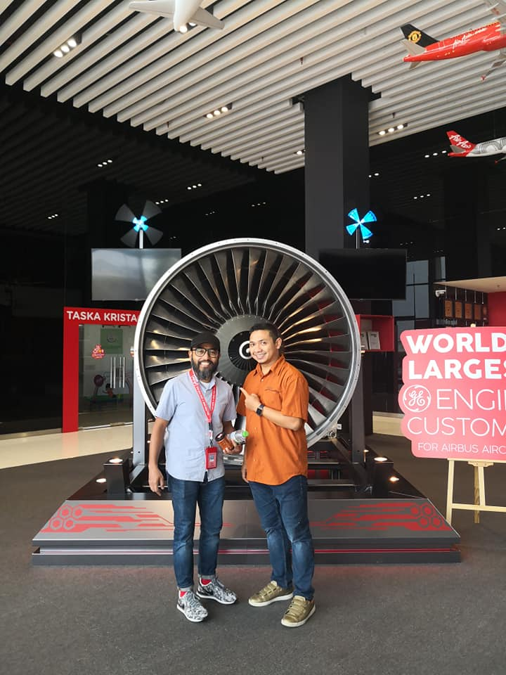 Air Asia Dare To Dream 2019