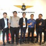 IAViC2019 Visit To Weststar Aviation