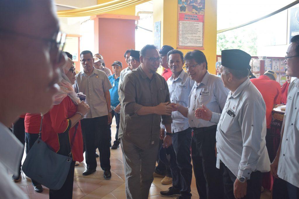 'Perkasa Permata Remaja' kali ini adalah anjuran bersama pihak SK Mata Parang, MPKS dan JKK Kpg Tanjung Parang