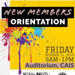 ENACTUS UNIMAS New Members Orientation Day