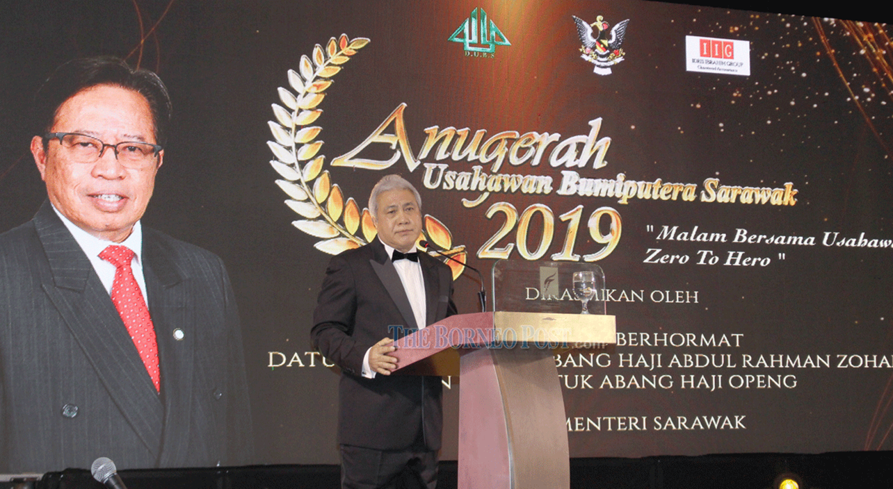 'Political stability, unity in Sarawak key to attracting foreign investors'