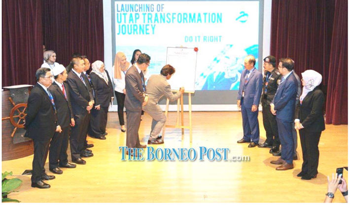 BPHB introduces UTAP Transformation Journey to enhance work culture
