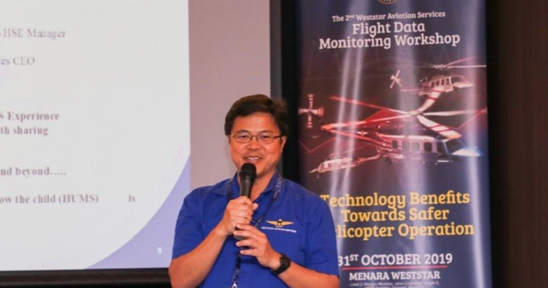 AW139 Operators Flight Data Monitoring Conference