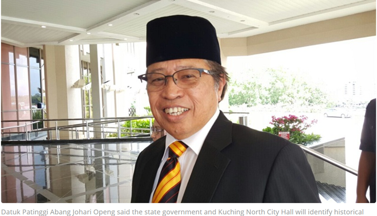 Sarawak eyes several location in Kuching as Unesco heritage sites