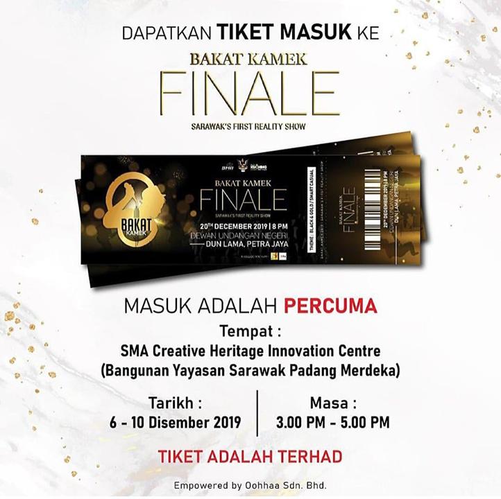 Finale Concert Bakat Kamek Program e-Book