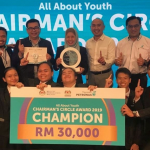SMK Riam Miri wins All About Youth 2019 Award