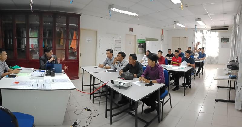 Amanah Khairat Yayasan Budaya Melayu Sarawak (AKYBMS) telah menjalin kerjasama dengan Serba Dinamik Sdn Bhd dan Yayasan Peneraju Pendidikan Bumiputera