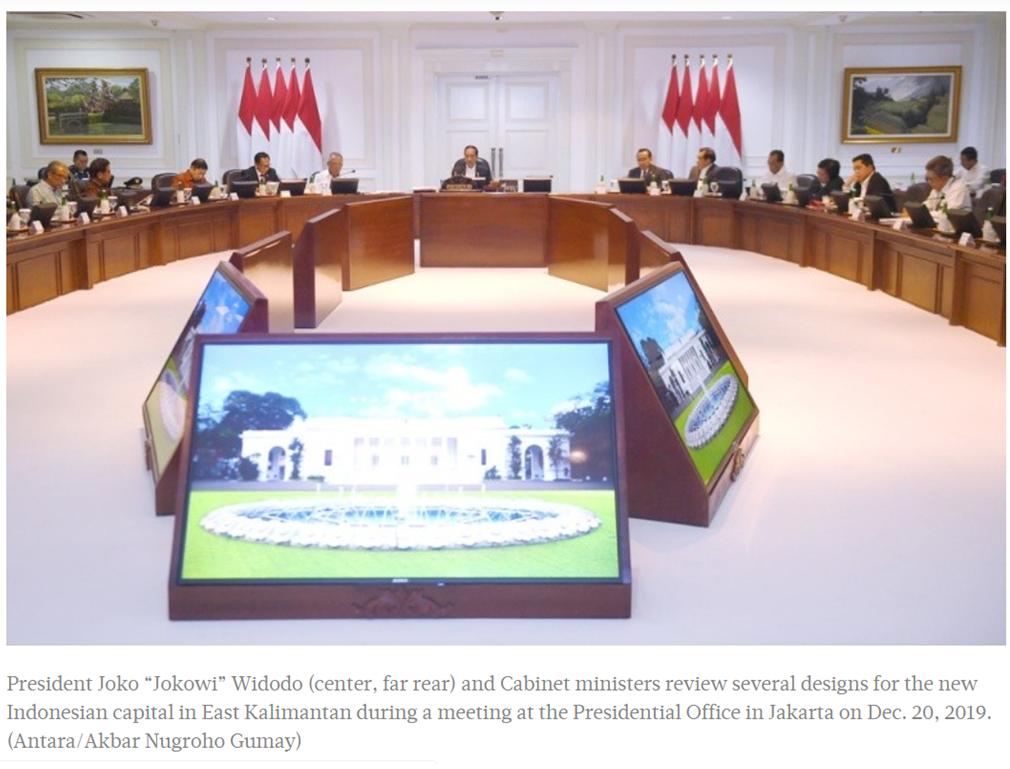 Tony Blair joins SoftBank, UAE crown prince as advisors for Indonesia's new capital