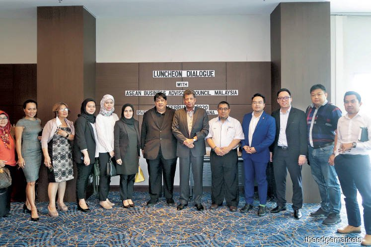Asean-BAC to continue its focus on SME development in Sarawak