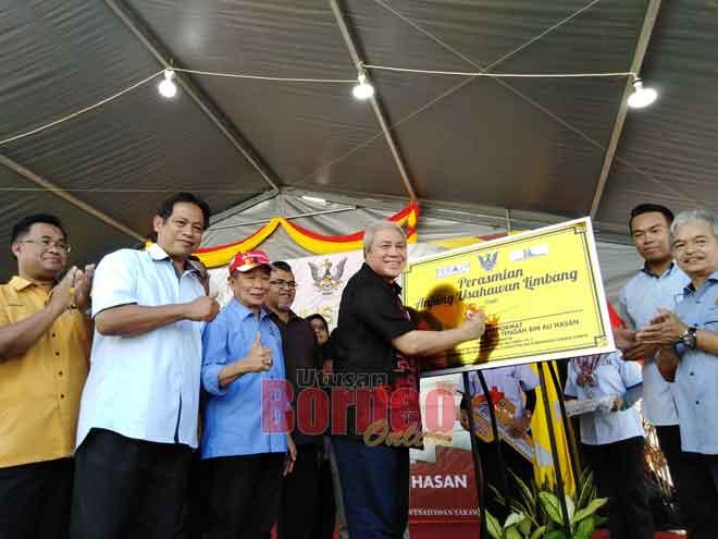 Sarawak terus perkasa sektor PKS: Awang Tengah