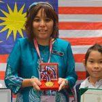 Tiga pelajar Bintulu juara antarabangsa cipta alat elak penculikan kanak-kanak