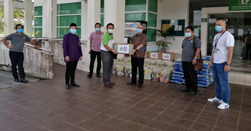 Serba Dinamik lends helping hand to MPKS