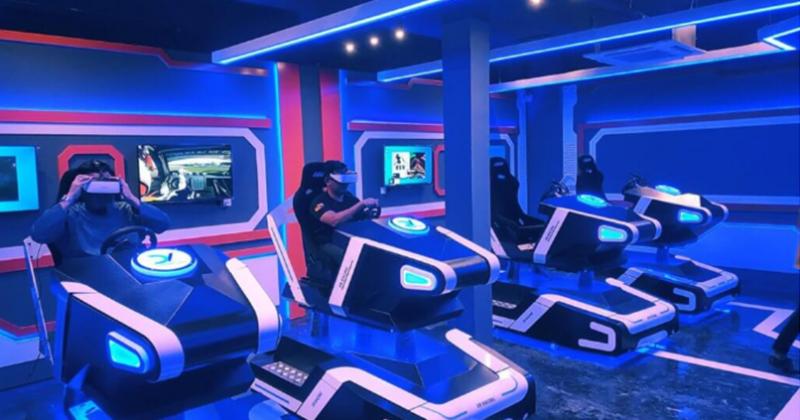 Terbaiklah! D'Virtual Park, Taman Tema VR Pertama Sarawak Kini Dibuka