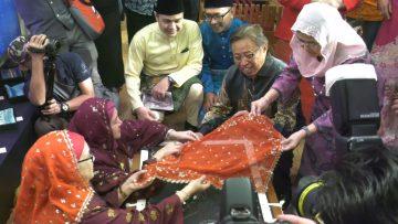 Galeri Songket Dan Keringkam Pertahan Warisan Melayu Sarawak