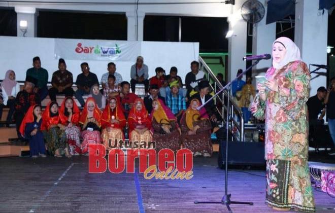 Seni budaya etnik di Sarawak perlu dipertahankan
