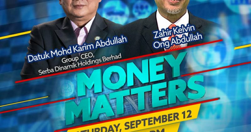 Money Matters LIVE on Facebook