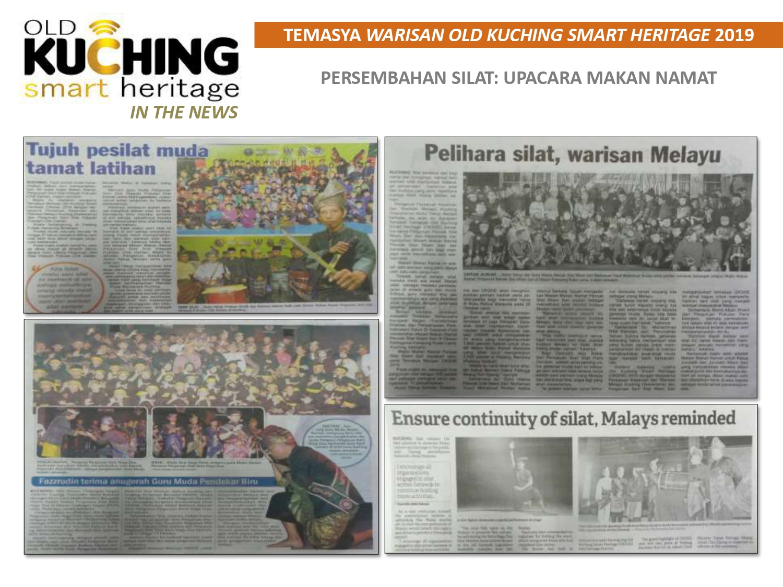 OKSHe in the news (TEMASYA Warisan OKSHe)