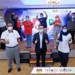 Selesai Road Pitch Zon Sarawak SUPERB 2020