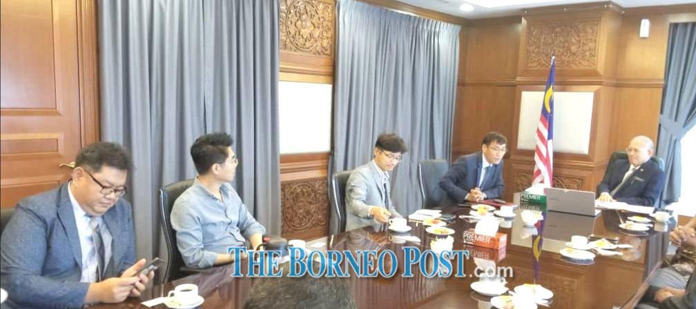 South Koreans keen in setting up factories in Sarawak — Riot