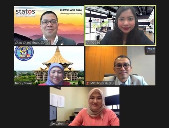 Motac, Statos forge tourism partnership