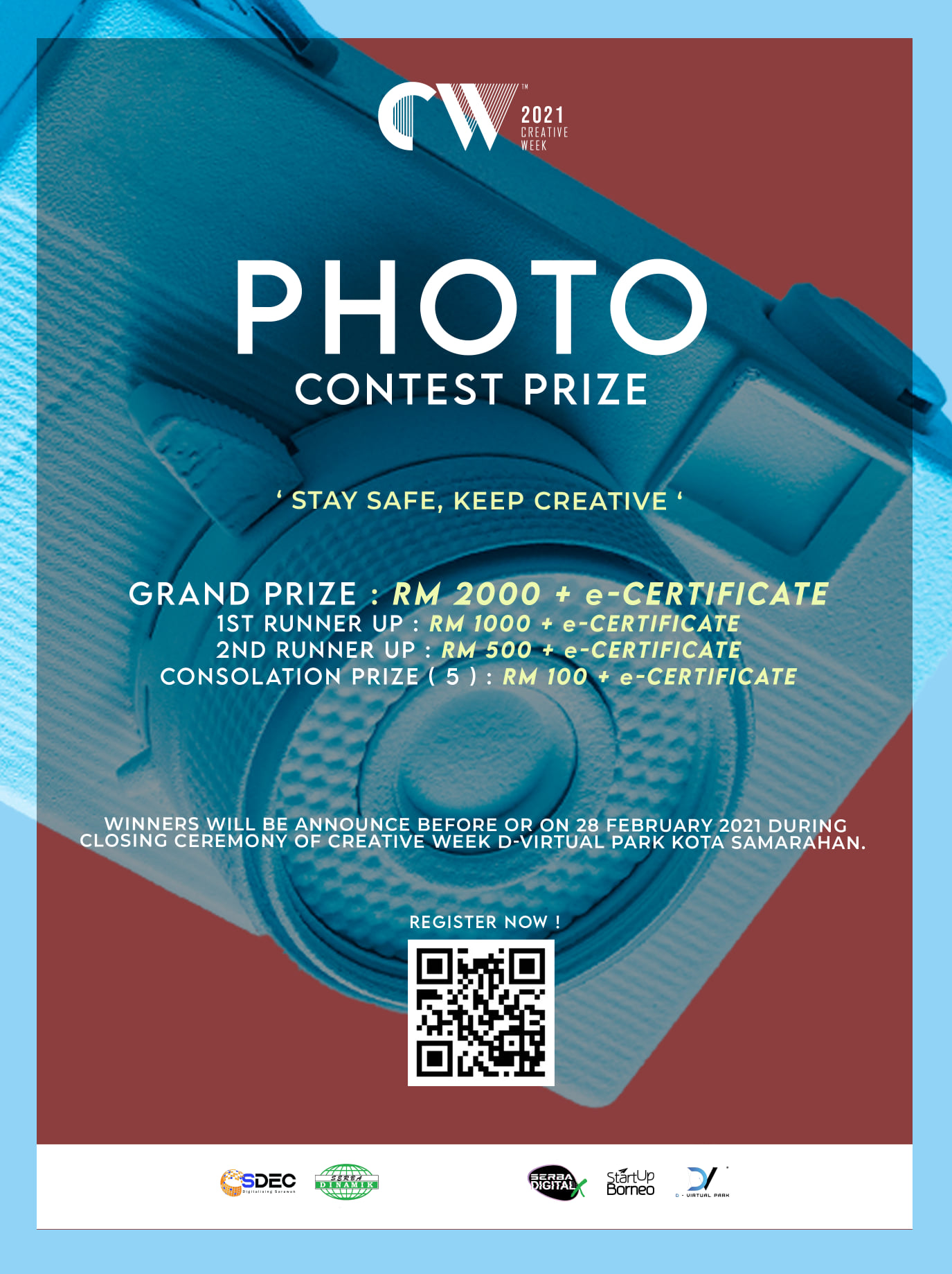 Creative Week 2021 Announces Photography Contest